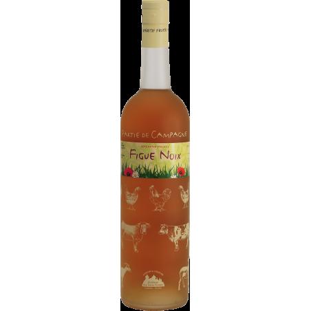 Partie de Campagne - Figue-Noix Vin aromatisé DISTILLERIE DES TERRES ROUGES 12% - 75cl Distillerie des terres rouges - 1