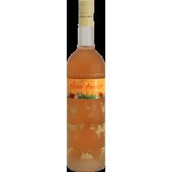 Partie de Campagne - Pêche-Abricot Vin aromatisé DISTILLERIE DES TERRES ROUGES 12% - 75cl