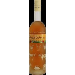 Partie de Campagne - Pomme-Châtaigne Vin aromatisé DISTILLERIE DES TERRES ROUGES 12% - 75cl