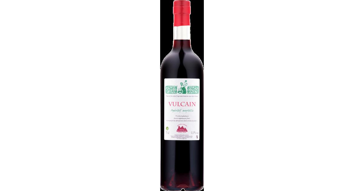 Vulcain DISTILLERIE DES TERRES ROUGES 12% - 75cl Distillerie des terres rouges - 1