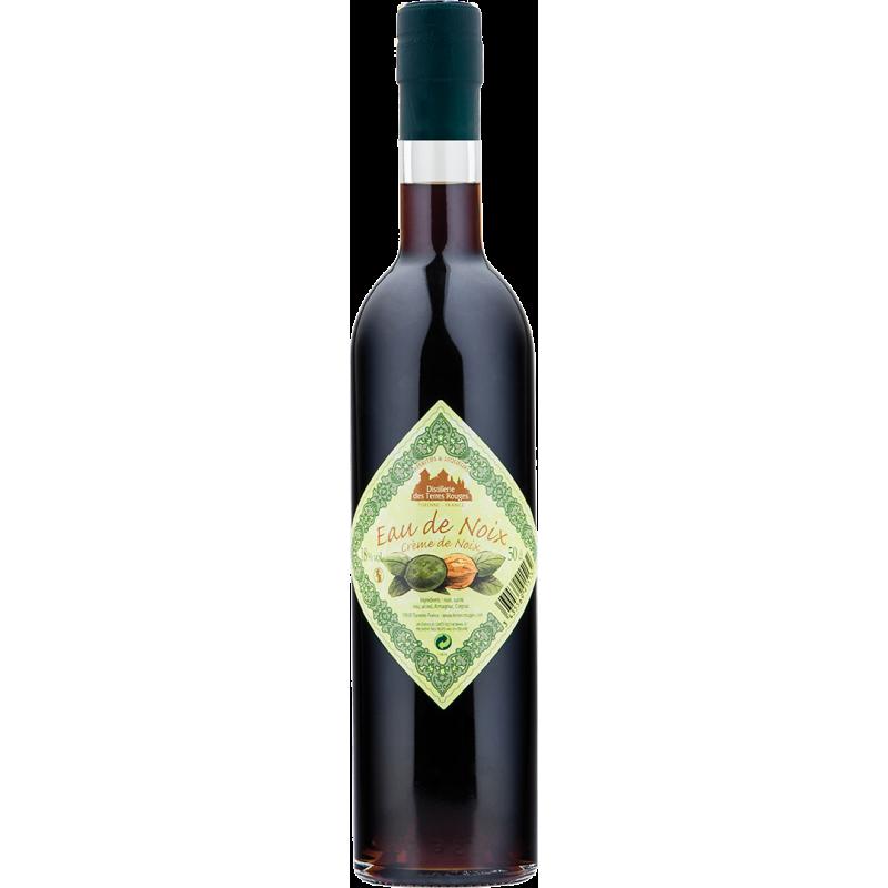 Eau de Noix DISTILLERIE DES TERRES ROUGES 18% - 50cl Distillerie des terres rouges - 1