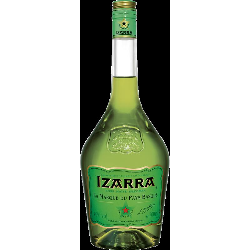 IZARRA Vert 40% - 70cl Izarra - 1