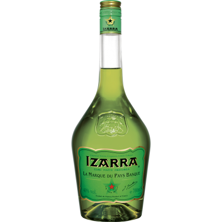 Liqueur IZARRA Verte 40% - 70cl Izarra - 1