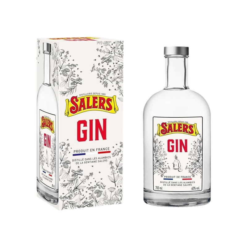 Gin SALERS 40% - 70cl Salers - 1