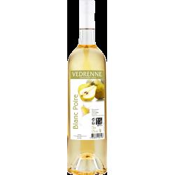 Vin aromatisé Blanc Poire VEDRENNE 12% - 75cl