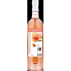 Vin aromatisé Pamplemousse Rose VEDRENNE 12% - 75cl