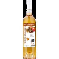 Vin aromatisé Pomme-Châtaigne VEDRENNE 12% - 75cl