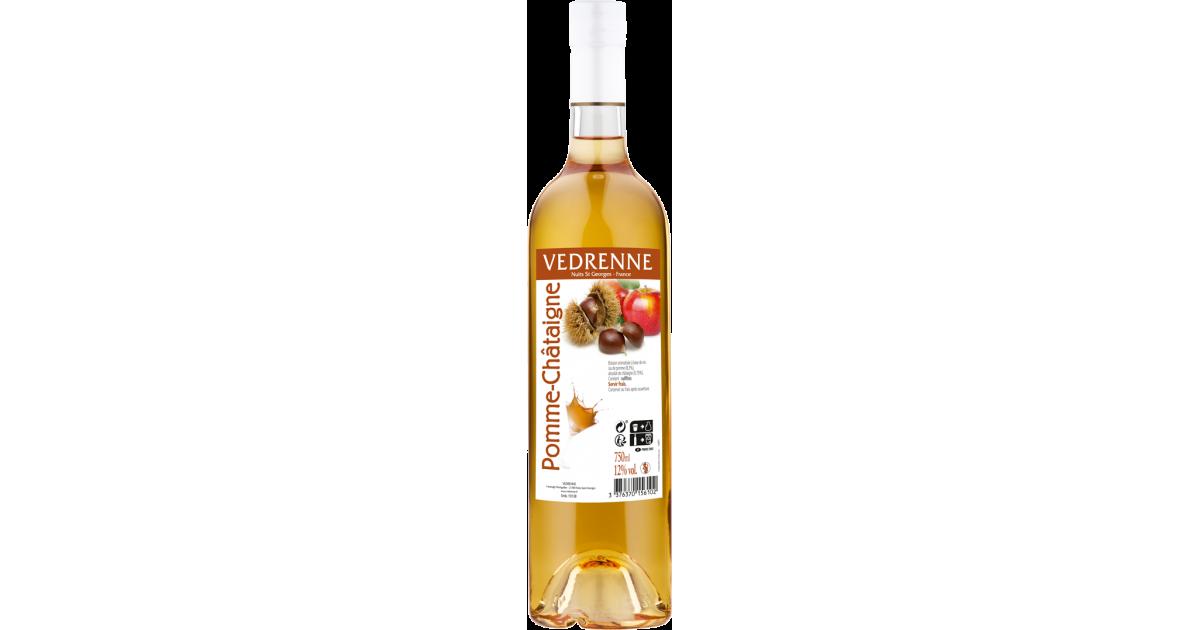 Vin aromatisé Pomme-Châtaigne VEDRENNE 12% - 75cl Vedrenne - 1