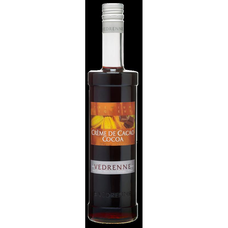 Liqueur de Cacao Brun VEDRENNE 25% - 70cl Vedrenne - 1