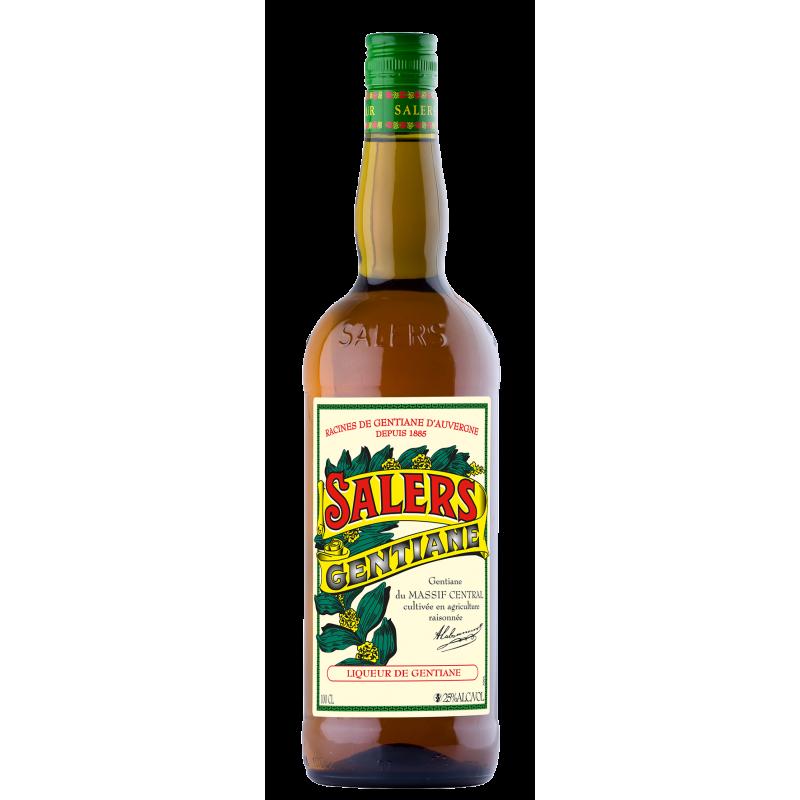 Liqueur de Gentiane Salers 25% - 100cl