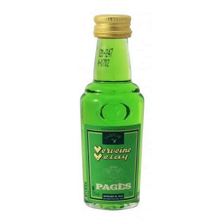 Liqueur Verveine du Velay Pagès 55% - 3cl