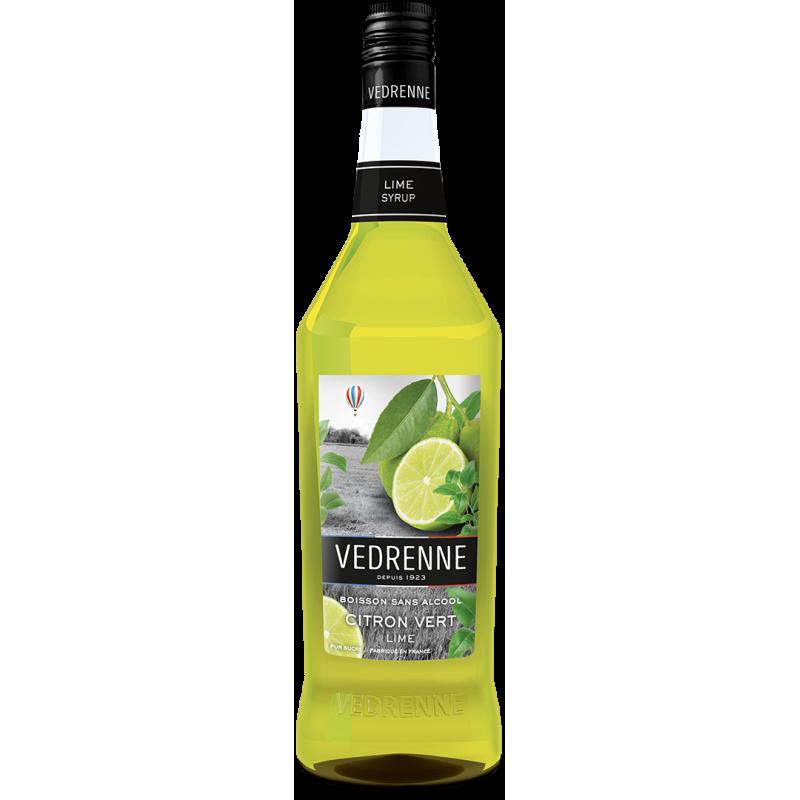 Boisson non alcoolisée Lime VEDRENNE 100cl Vedrenne - 1