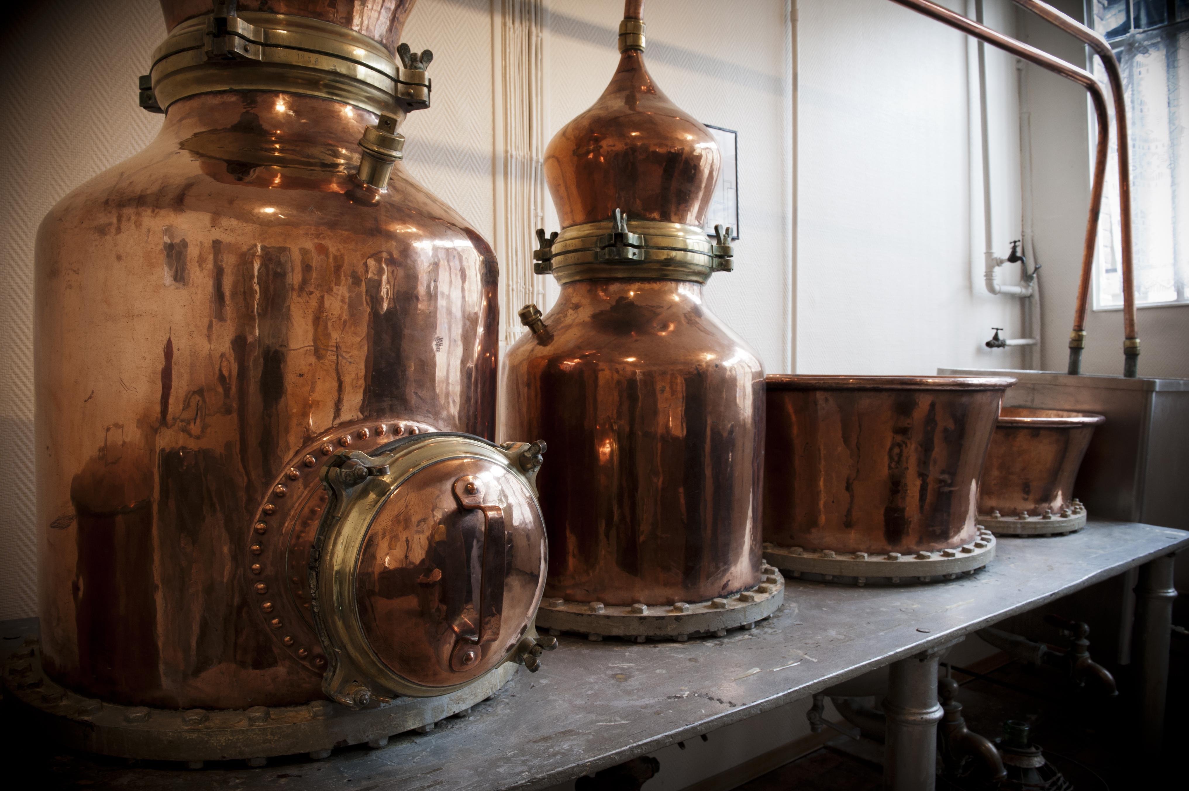 Distillerie Noyau de Poissy