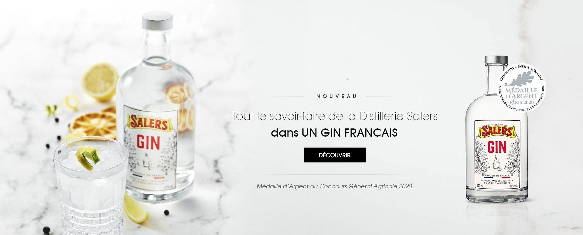 Gin SALERS